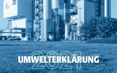 T.A. Lauta Umweltbericht2021